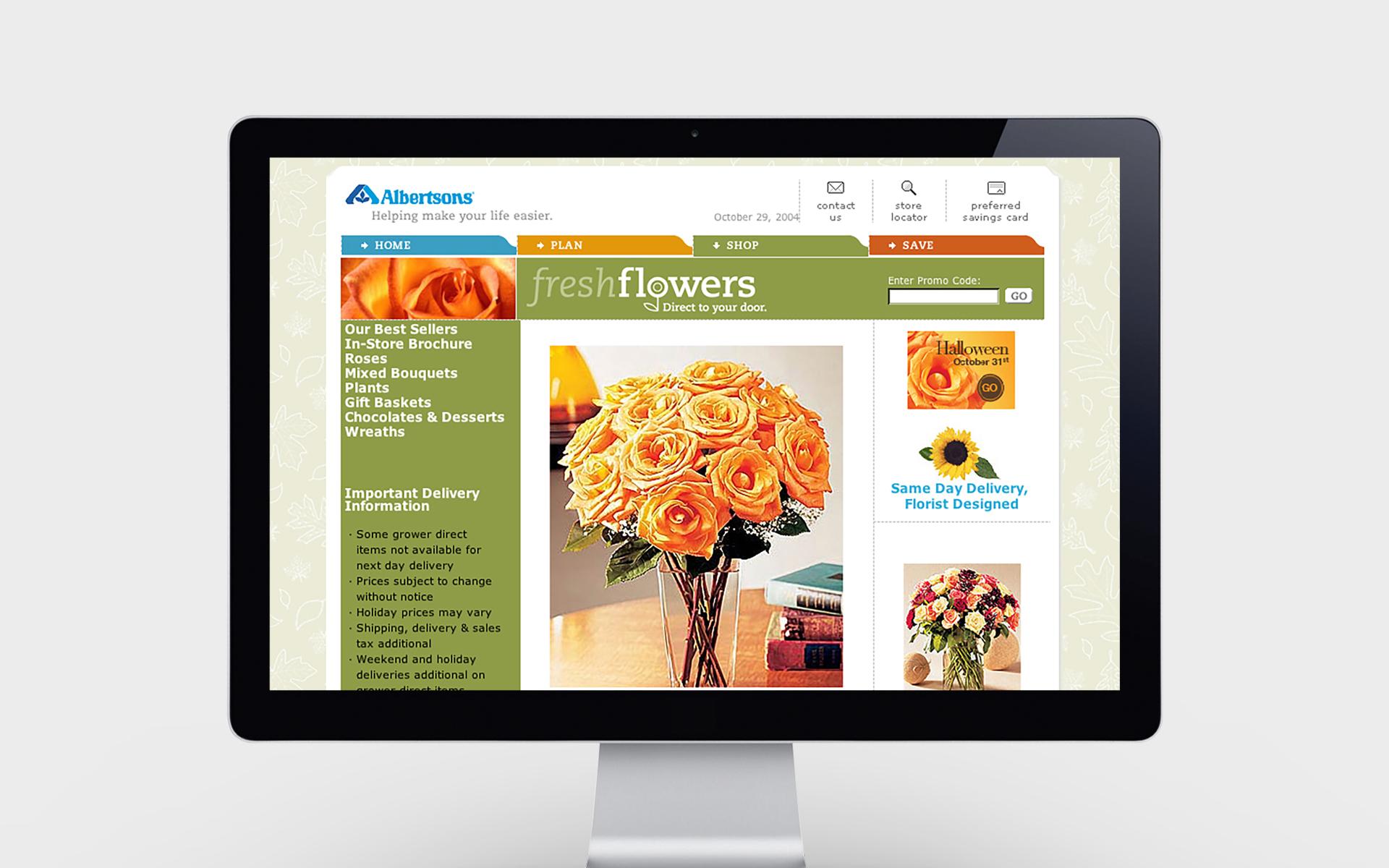 Albertsons_Online Logo