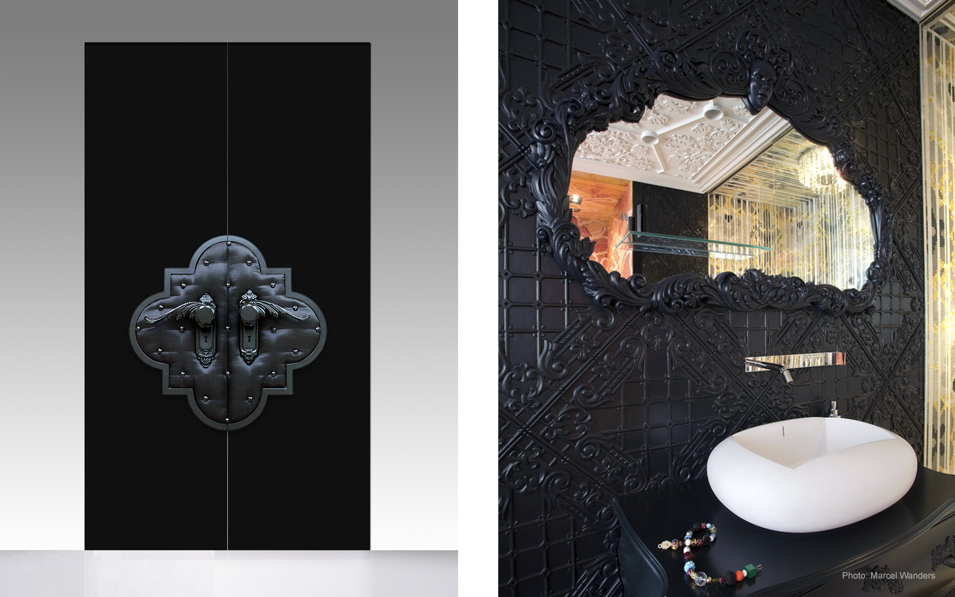 Paige Smith Industrial design project Marcel Wanders doorknob