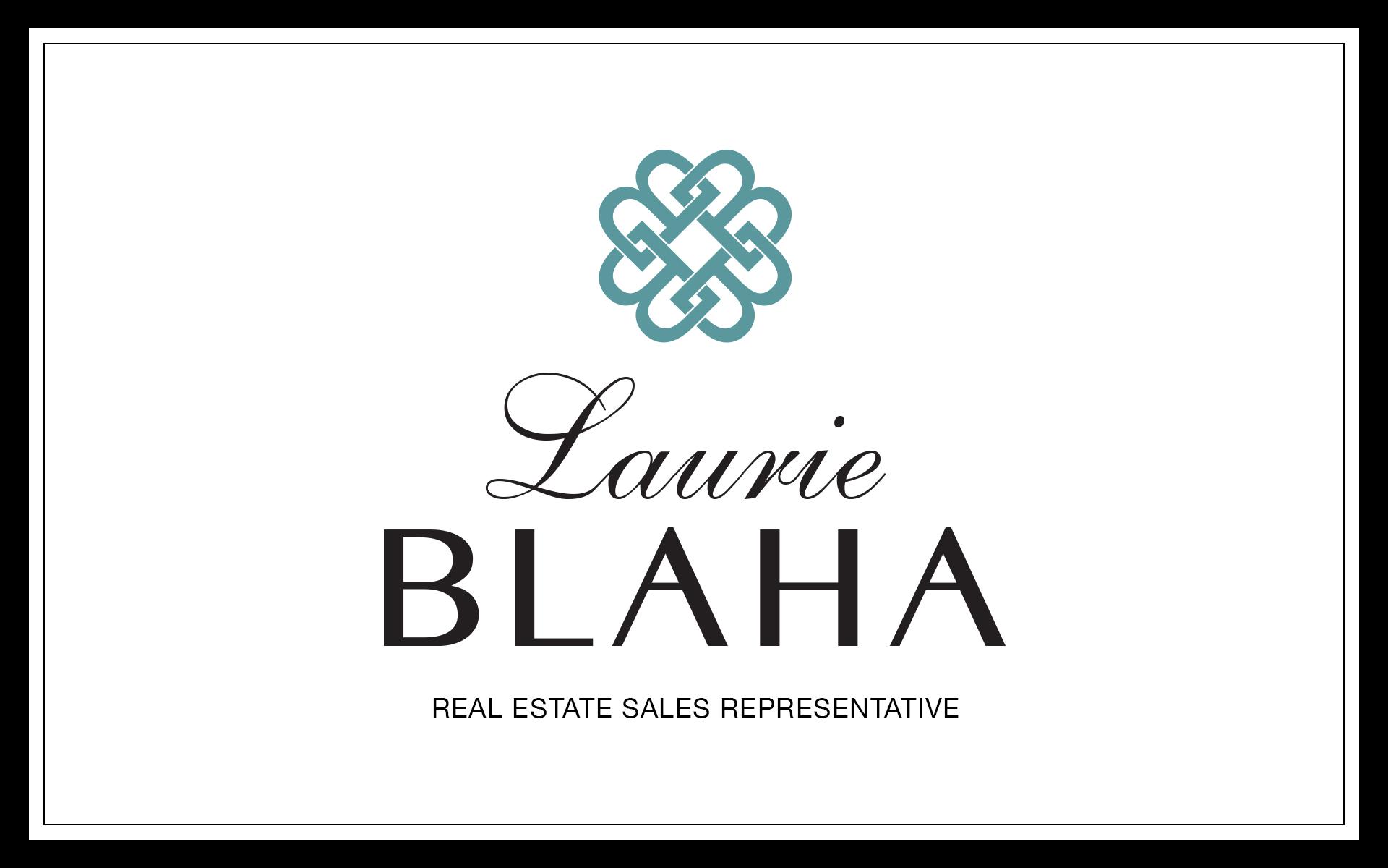 Paige Smith Laurie Blaha Brand Identity Primary Logo