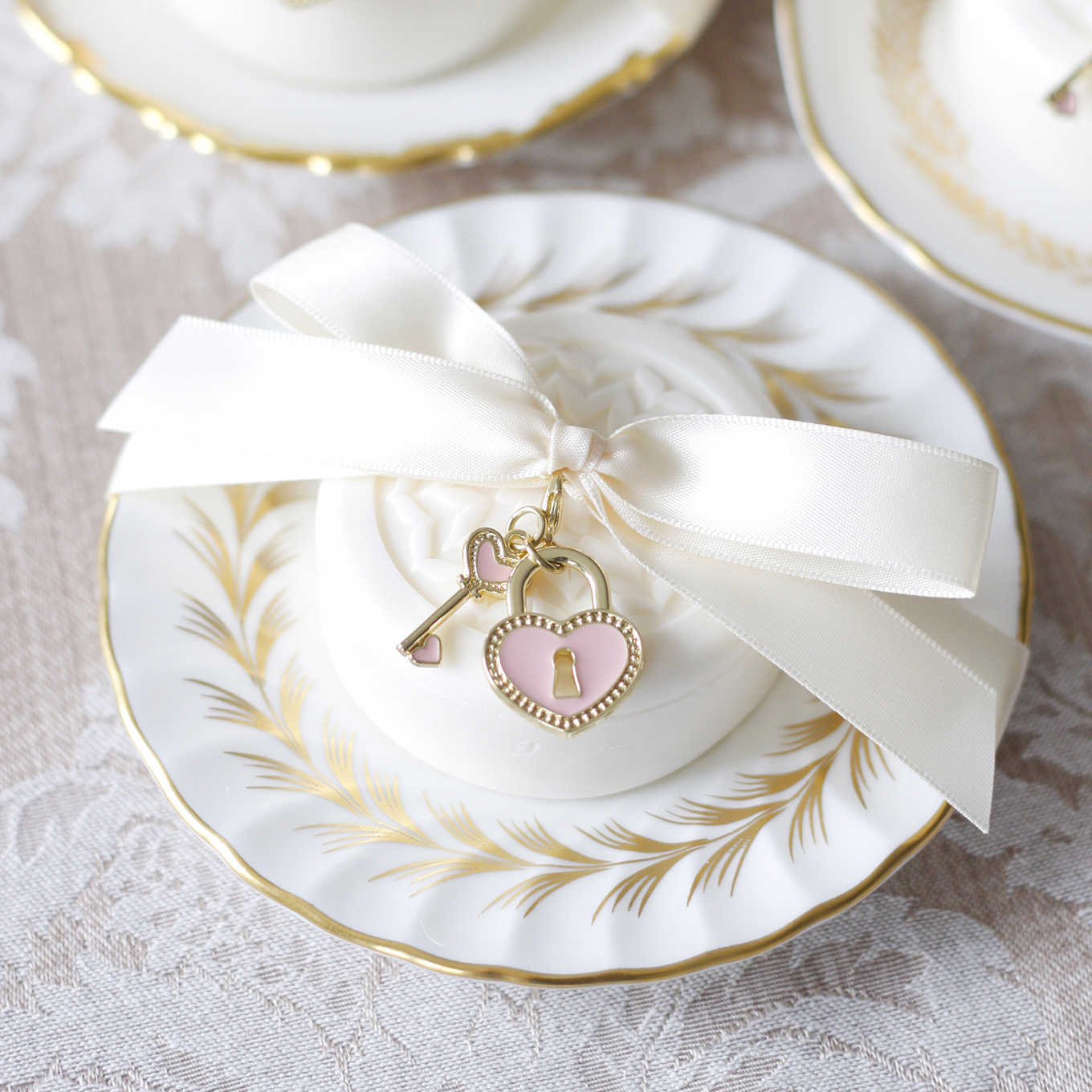 mothers day tea party charming soap gift