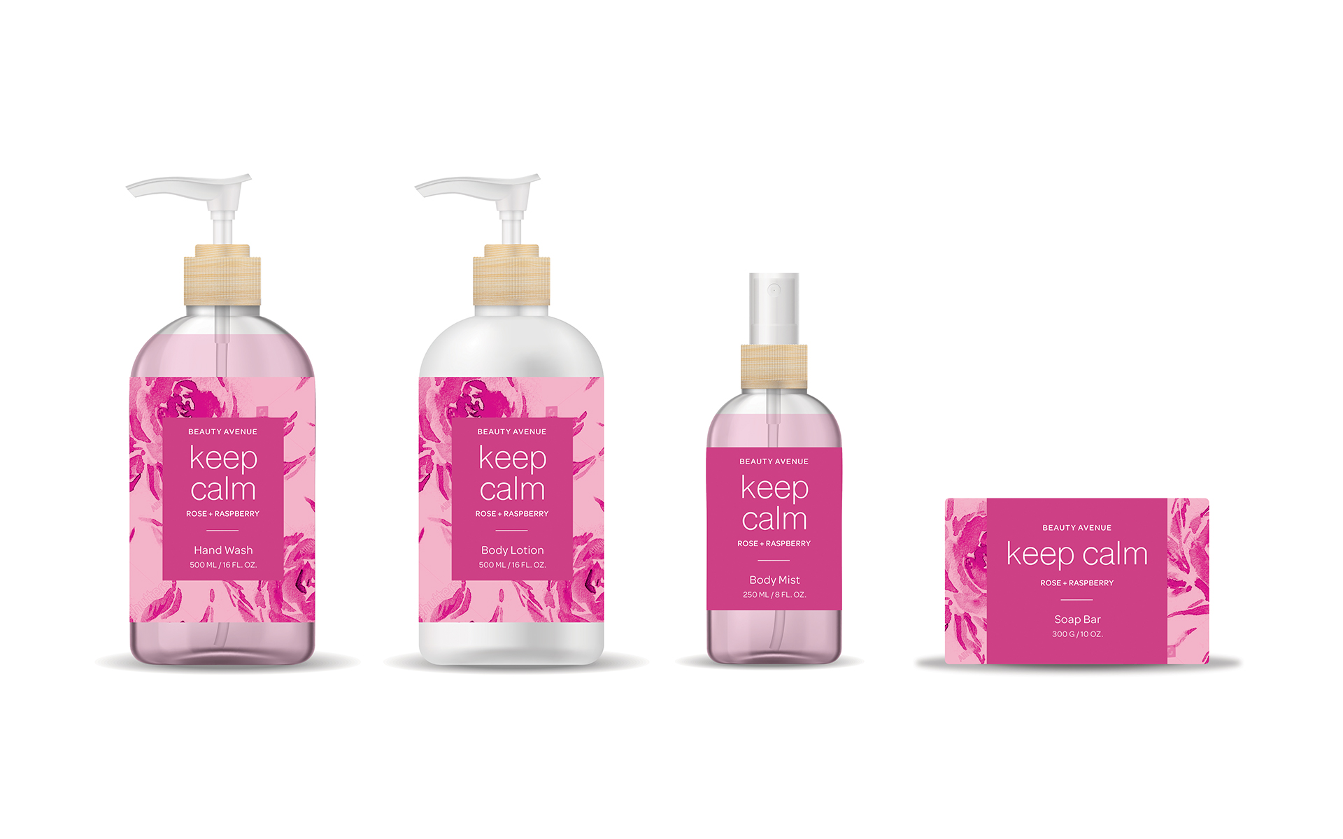 Paige Smith Portfolio Branding Packaging Project